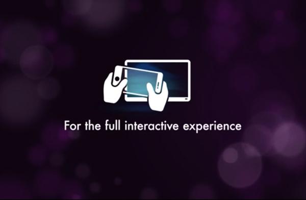Αυτή είναι η πρώτη συγχρονισμένη διαφήμιση διπλής οθόνης στον κόσμο