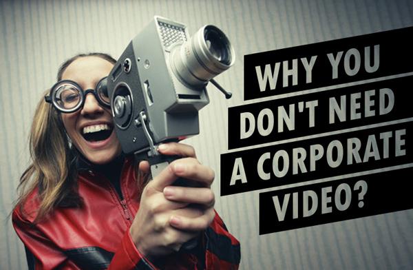 Βίντεο ή εταιρικό βίντεο; Εσύ τι θέλεις;