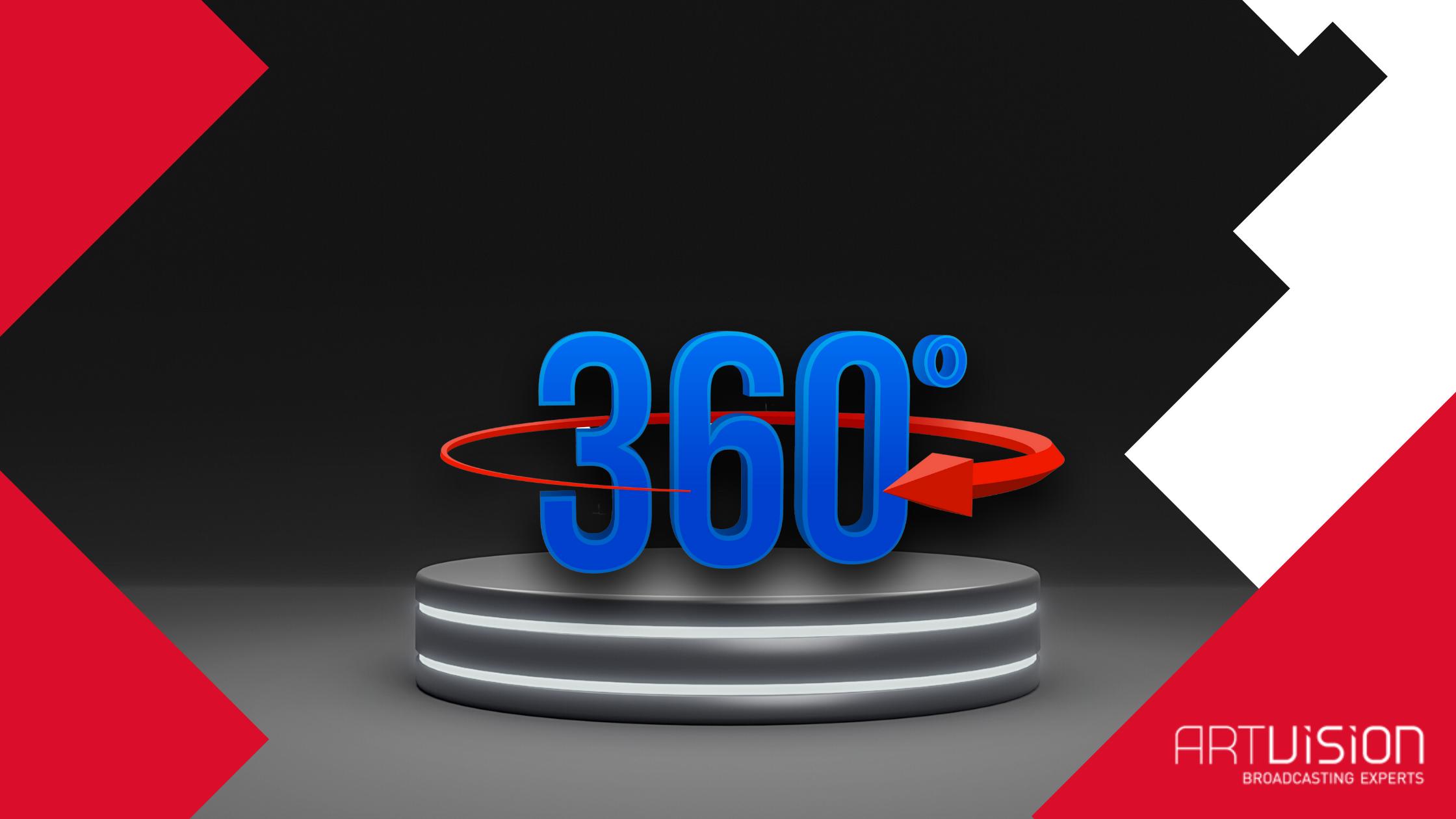 Αναβάθμισε το eshop σου με 360° προβολή προϊόντων
